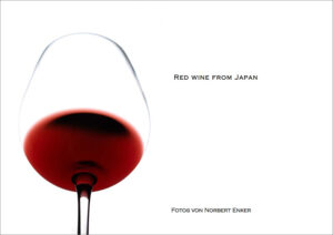 Red Wine from Japan